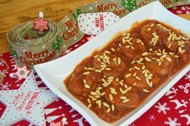 Las delicias de Mayte, solomillo de cerdo con membrillo, recetas de solomillo, solomillo recetas,  solomillo en salsa, solomillo de cerdo,