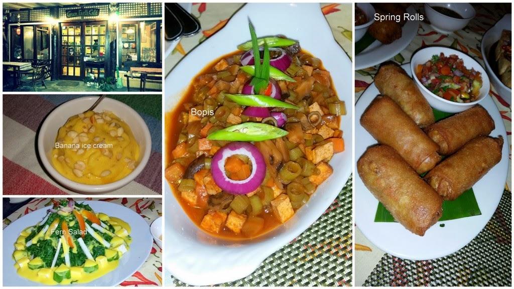 Green Earth Restaurant Naga City