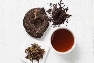 Пу-ер чай за отслабване
