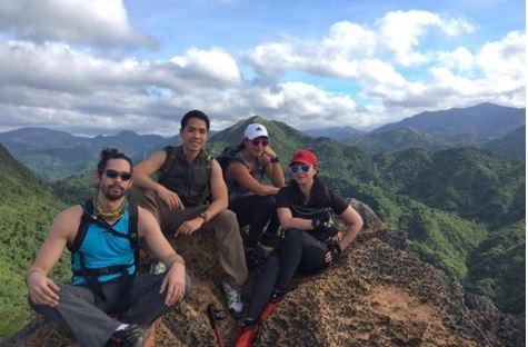 7 Mountains Conquered By The Adventurous Angel Locsin