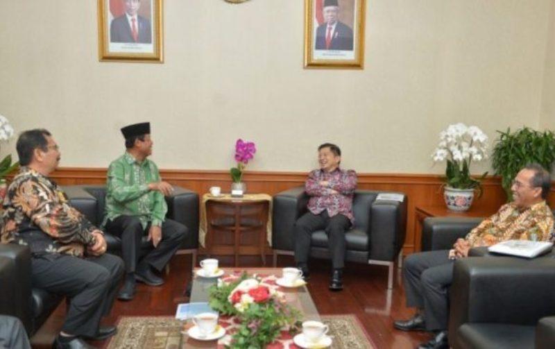 Bersama Manoarfa, Isdianto Bincangkan Major Project Pembangunan Batam-Bintan