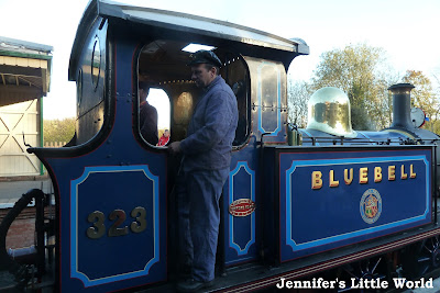 The Bluebell Railway steam trains in Sussex