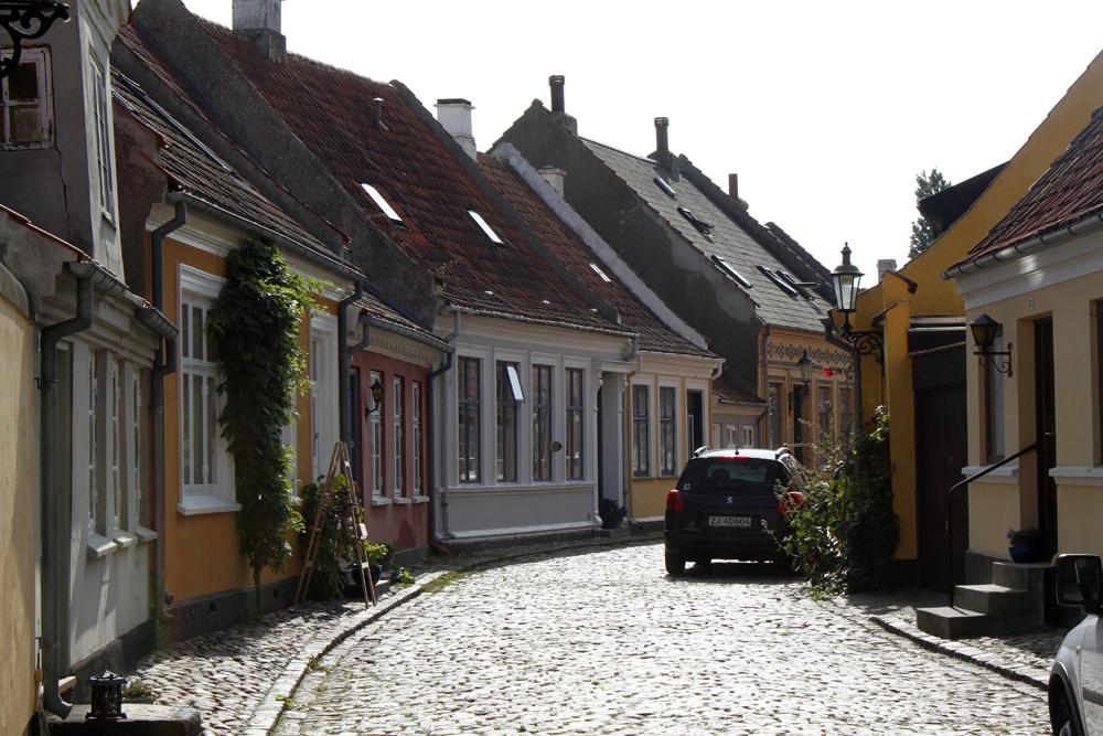 Tanska - Hääturistien ja meidän Ærø 7