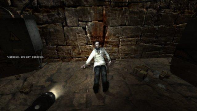 Penumbra Overture PC Games Gameplay