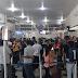 Turbina de avião pega fogo durante decolagem no Aeroporto de Juazeiro do Norte