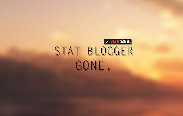 Cara Atasi Statistik Visitor di Blogger yang hilang