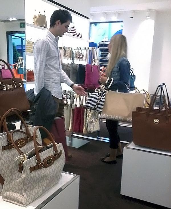 Kors Michael En Las Rozas Shopper VillageLow Cost bgmY67yIvf