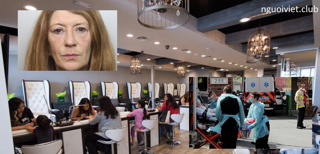 """California: Vợ Việt """"Tran Smith"""" giết chồng nhằm chiếm đoạt 50 tiệm Nail và hàng triệu $"""
