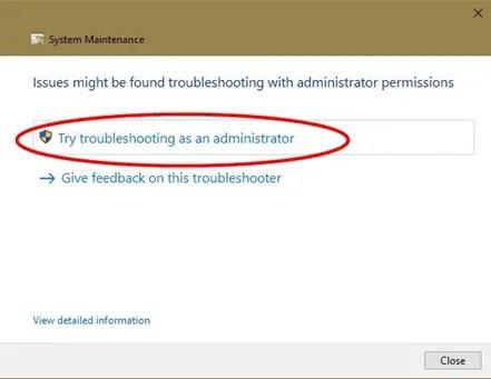 windows-os-run-fast-system-Maintenance-Explore-admin