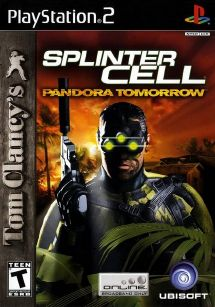 Tom Clancys Splinter Cell Pandora Tomorrow PS2 ISO