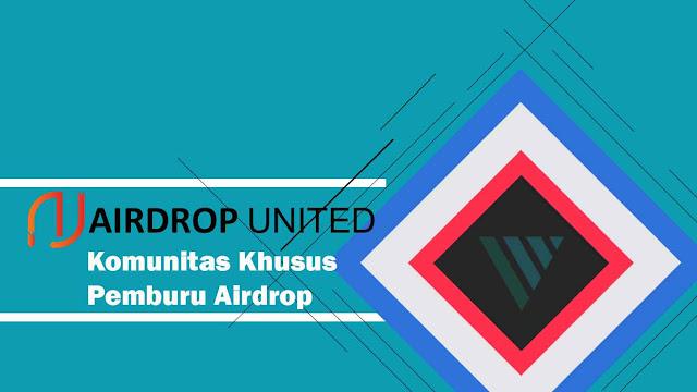 Airdrop United : Komunitas Khusus Pemburu Airdrop