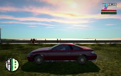 GTA SAN GTA VICE CITY Beta 3 Graphics MOD Free Download
