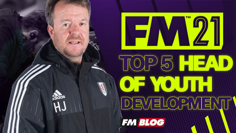 Football Manager 2021 Head of Youth Development