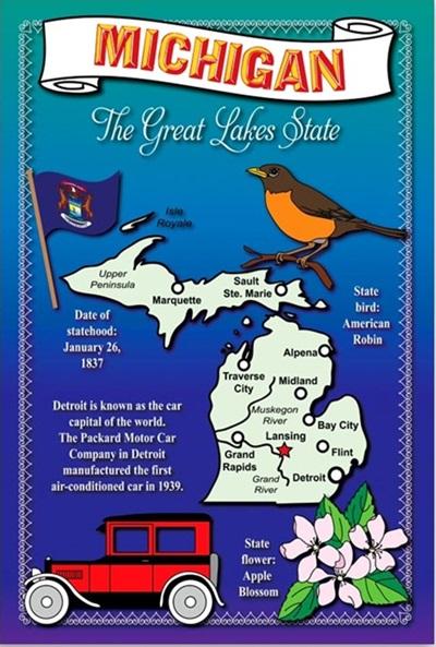 87. Michigan