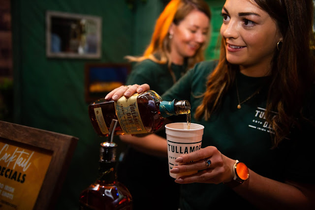 St. Patrick s Day Campaign from Tullamore D.E.W. Irish Whiskey and RTO+P