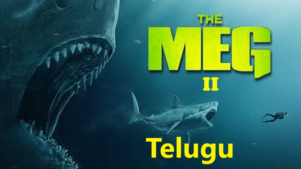 3Movierulz: Shark horror Meg on Netflix: The story continues in Meg 2