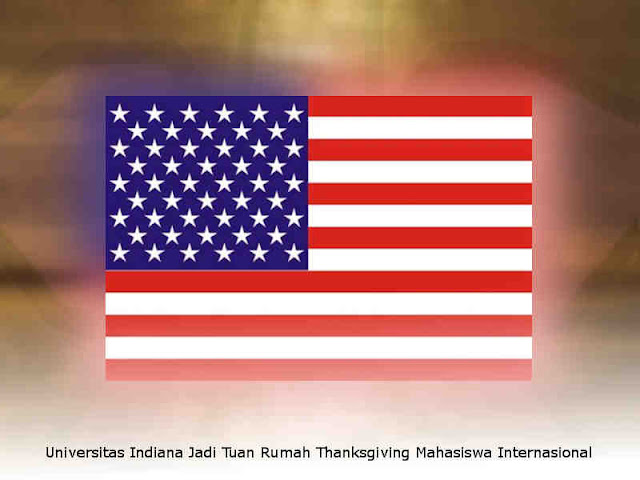 Universitas Indiana Jadi Tuan Rumah Thanksgiving Mahasiswa Internasional