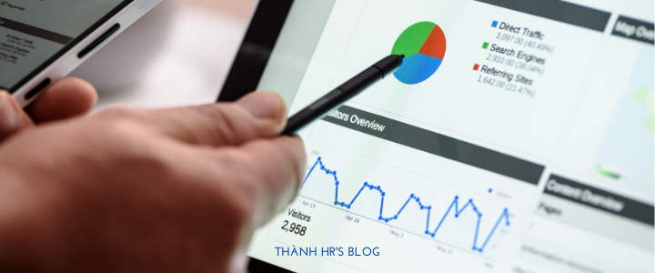Quản lý data HR bằng excel