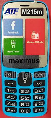 Maximus M215M Flash File