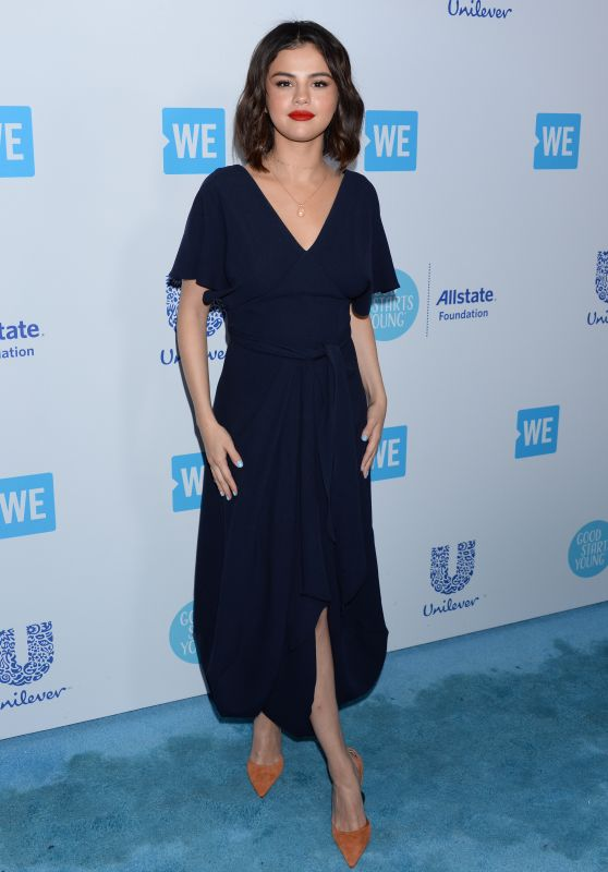 Selena Gomez – WE Day California in Los Angeles