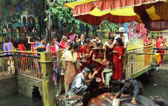 Balaju Baisdhara Festival 2077