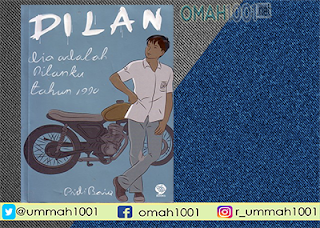 E-book: Novel Dilan - Pidi Baiq, Omah1001