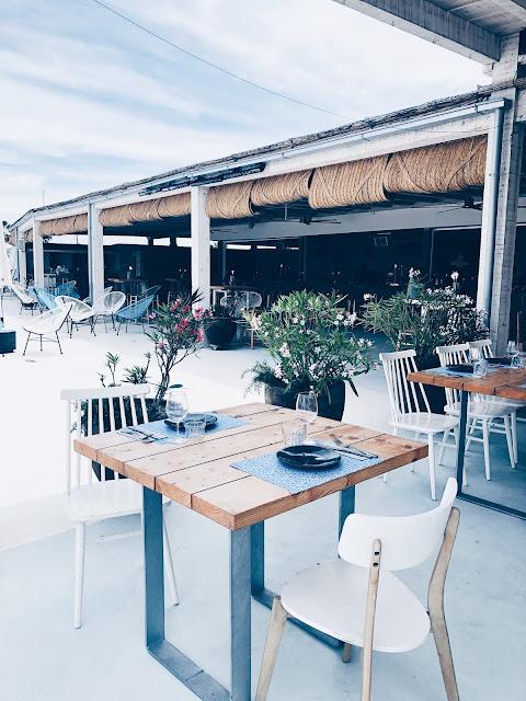 ¿dónde comer Vilanova? La Daurada Beach club