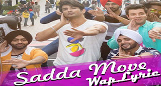 Sadda Move Song Lyrics