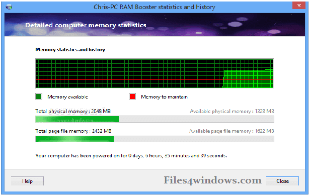 chris-pc-ram-booster-for-windows