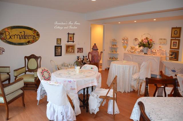 Personal Tea Room