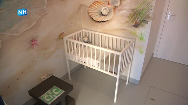 افتتاح أول مهد للأطفل المجهولين في نورد هولاند