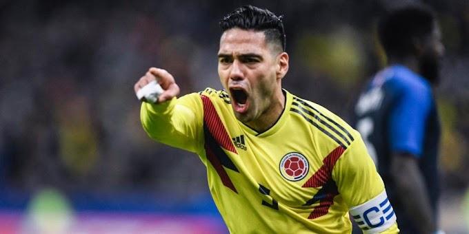 """Habló Falcao, el capitán de Colombia: """"Rechazo todo acto que viole los Derechos Humanos"""""""
