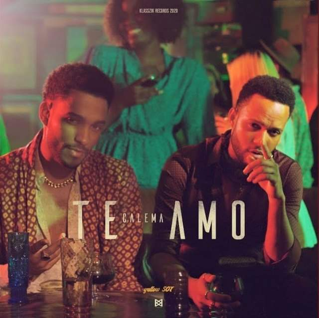 Calema - Te Amo (Kizomba) [DOWNLOAD MP3]
