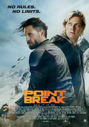 Point Break 2015 Full Movie Download