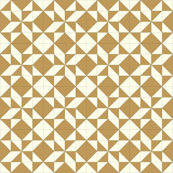 Pieced Star Quilt Block Tutorial