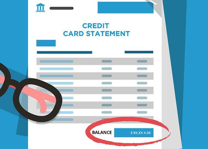 check credit card balance