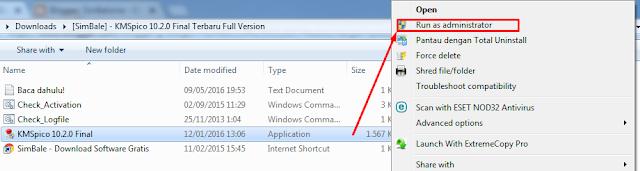 Cara Crack Aktivasi Microsoft Office