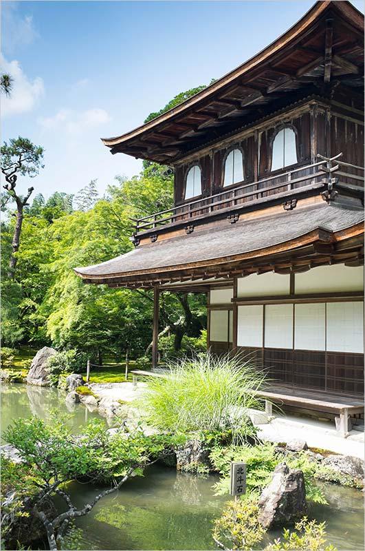 Достопримечательности Японии и Серебряный павильон