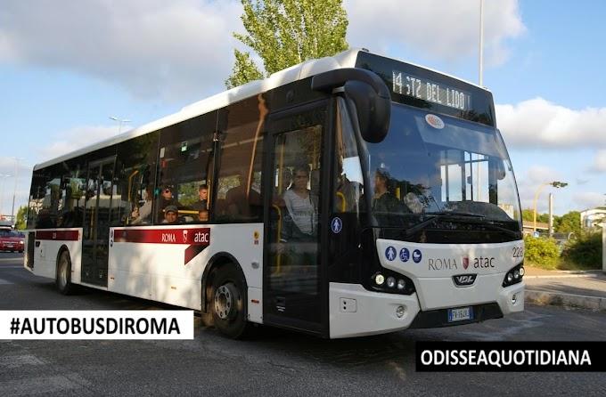 #AutobusDiRoma - Vdl Citea, i primi bus olandesi approdati a Roma