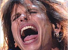 スティーヴン・タイラーが 食中毒と脱水症状