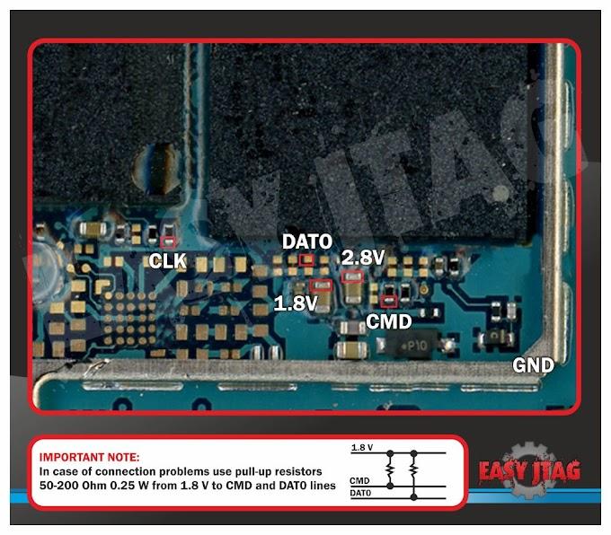 Samsung J200M dead boot repair emmc dump file free download