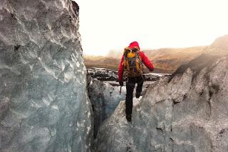Walk on Sólheimajökull Glacier