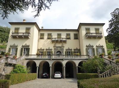 Villa Dosi Pontremoli
