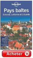 Guide Lonely Planet - Pays Baltes