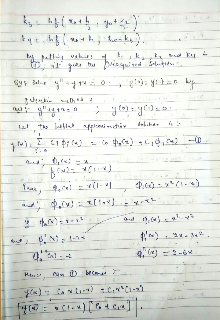 iit jee math notes pdf