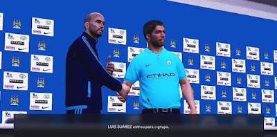 PES 2016 Manchester City MPS Pack by Pes Evolution HD