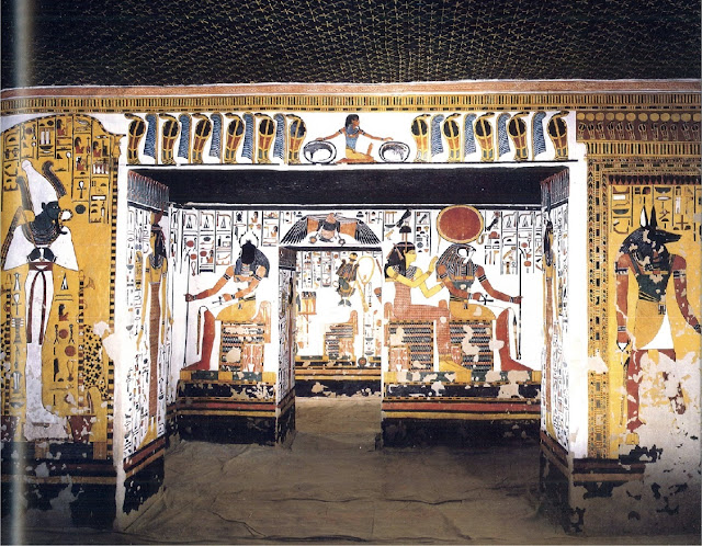 Tombs of Nefertari and Seti I in Egypt's Luxor to reopen to visitors
