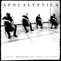 Apocalyptica - Battery (Metallica cover)