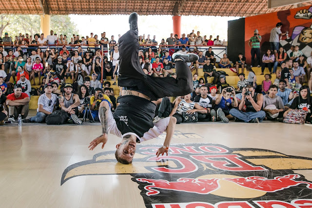 B-boy paulista disputa final do maior concurso de break dance do mundo