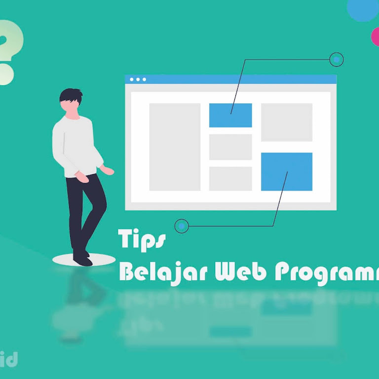 #Tips 1. Belajar Web Programming yang Mudah untuk Pemula